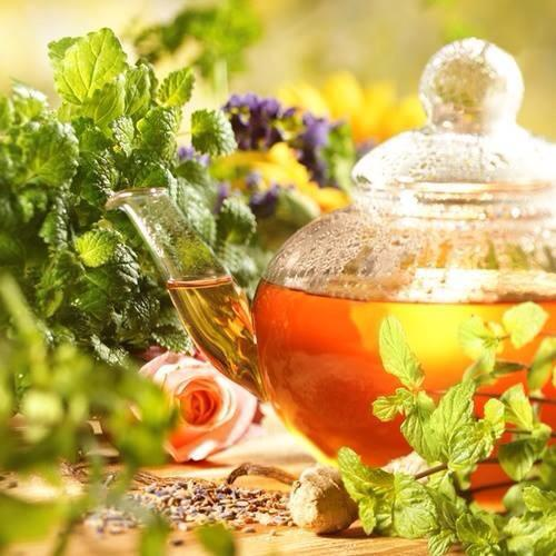 чай секрет молодости