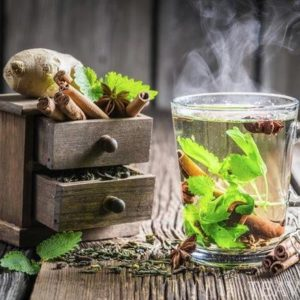 чай васильевский