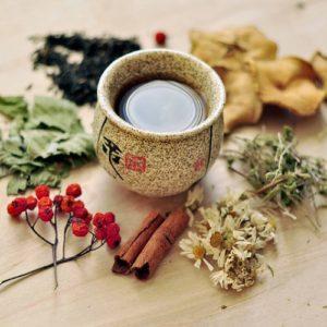 чай витаминный общеукрепляющий №2